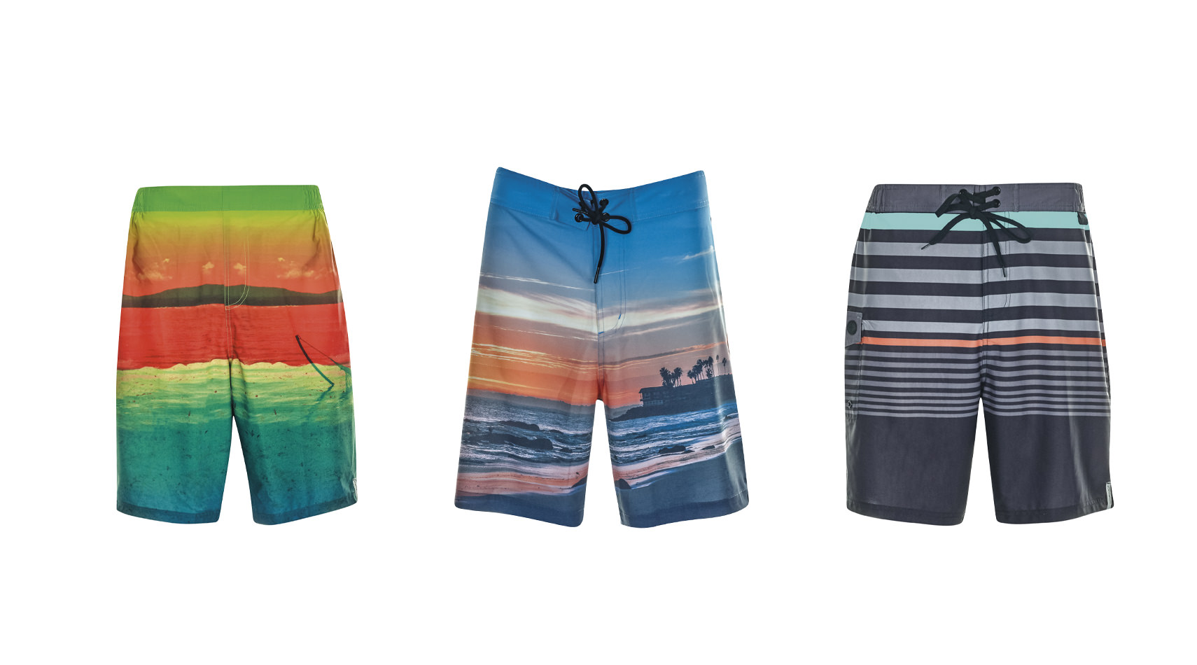 Huge swim shorts selection